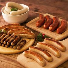 german sausage image